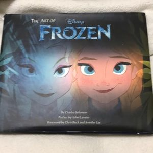 The Art of Disney Frozen